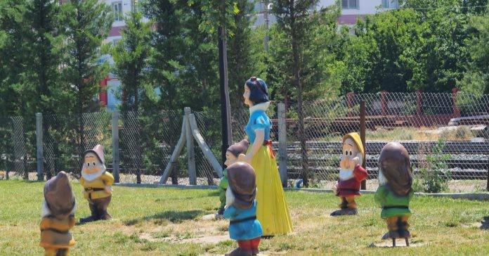 80 Binde Devr-i Alem Parkı