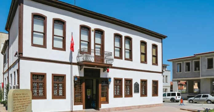 Akşehir Batı Cephesi Karargahı Müzesi