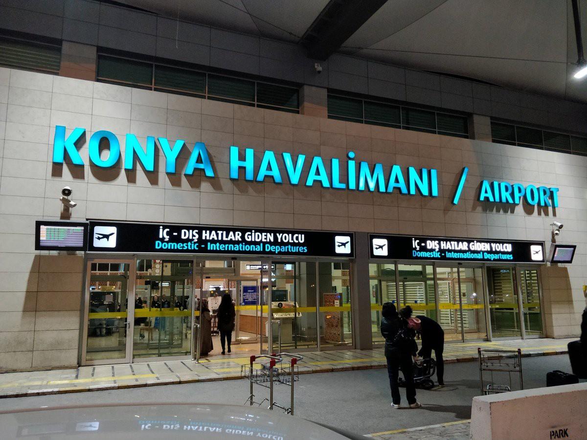 Konya Havalimanı'ndan Şehir Merkezine Ulaşım