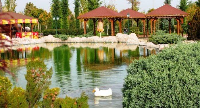 Kozağaç Parkı